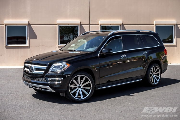 2017 Mercedes Benz Gls Gl Cl With 22 Gianelle Santo 2ss